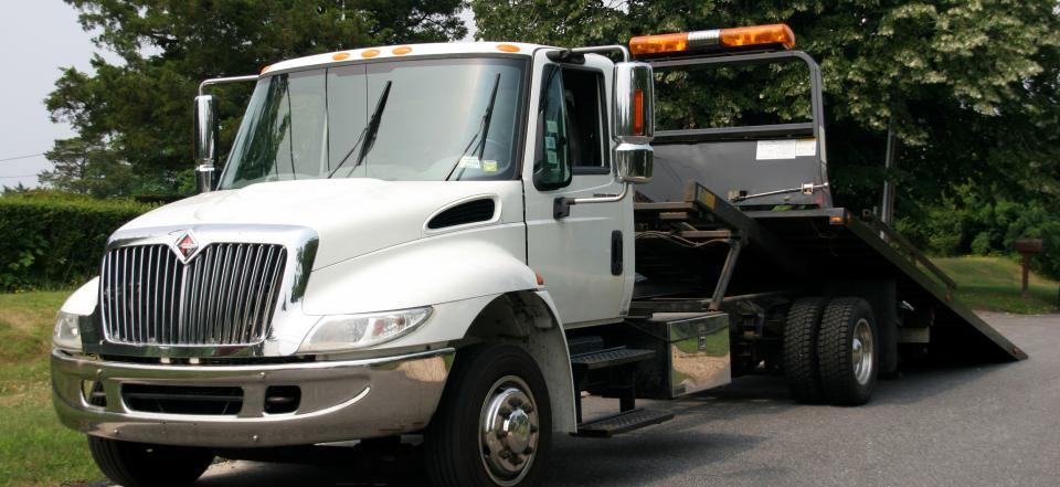 We can tow up to 3500 pound vehicles.